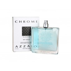 AZZARO Chrome 100мл. Тестер.