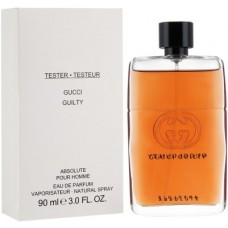 Guilty ABSOLUTE Pour Homme 90 мл.Тестер.
