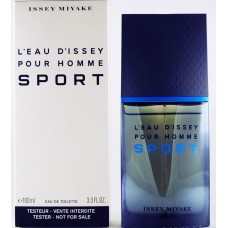 Issey Miyake L'Eau d'Issey Pour Homme Sport 100мл. Тестер.