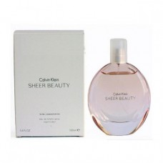 Calvin Klein Beauty Sheer 100мл. Тестер.