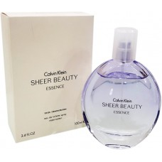 Calvin Klein Beauty Sheer Essence 100мл. Тестер.